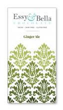 Essy And Bella Dairy Free Chocolate Ginger Ale 100g